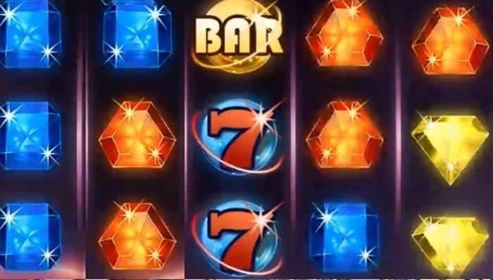 Starburst free spins slot