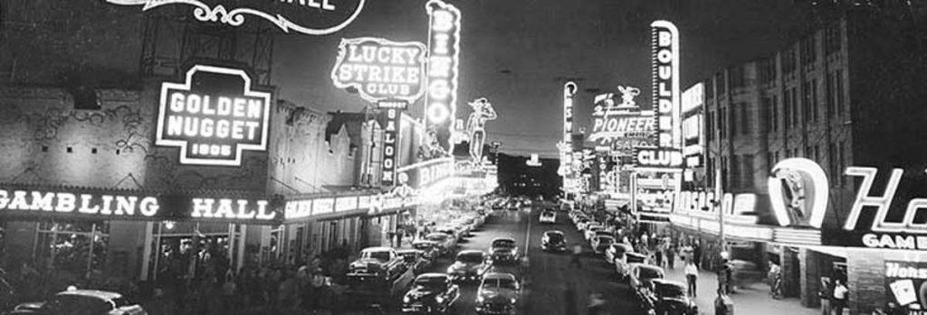 Las Vegas ennen kasinoiden tuloa